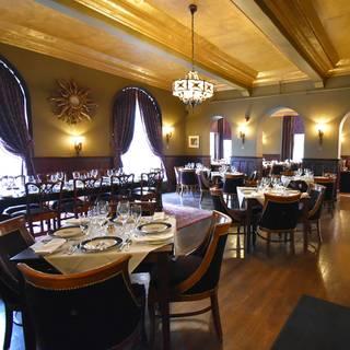 Detroit Club Grille Room