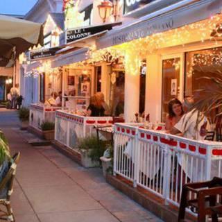Le Colonne Restaurant- St. Armands