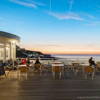 Tides Restaurant on the Pier