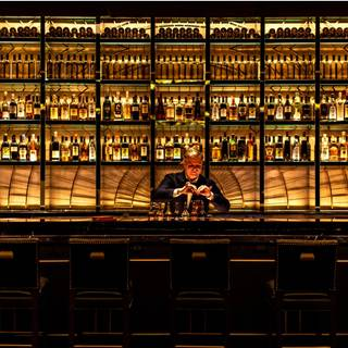 The NoMad Bar - Las Vegas