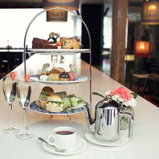Afternoon Tea at Radisson Blu