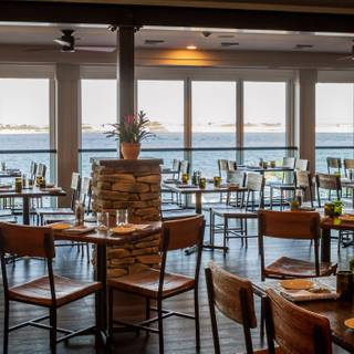 Proving Ground Waterfront Dining