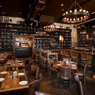 Cru Food & Wine Bar - West Village