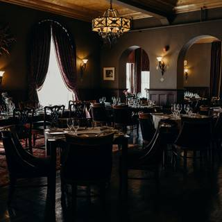 The Detroit Club, Grille Room