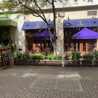 CrÚ Food Wine Bar 2nd Street Downtown Austin