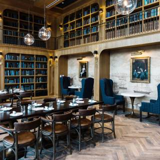 The Library Formerly Peabody Restaurant St Petersburg Fl Opentable