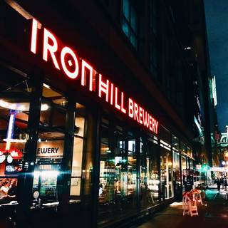 Iron Hill - Center City