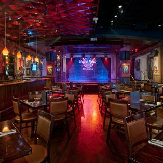 Hard Rock Cafe - Atlanta