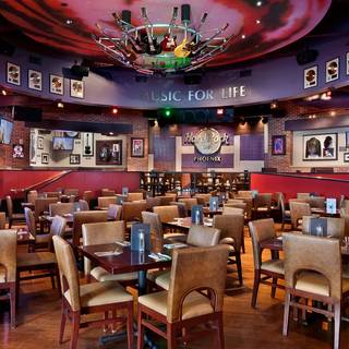 Hard Rock Cafe - Phoenix