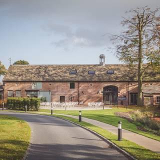 The Barn at Moor Hall