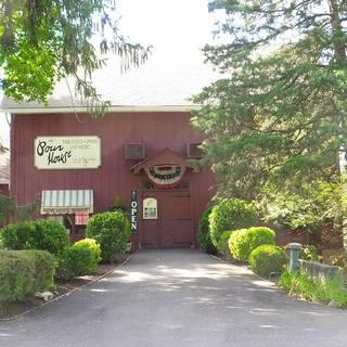 The Pour House at the New Hope Winery