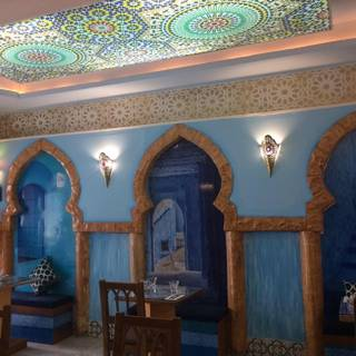 Morocco Gate - special dining (Cork St.)
