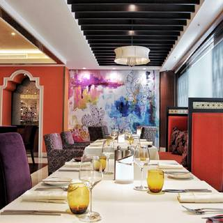 Namak by Kunal Kapur/  Dusit Thani Hotel / Abu Dhabi