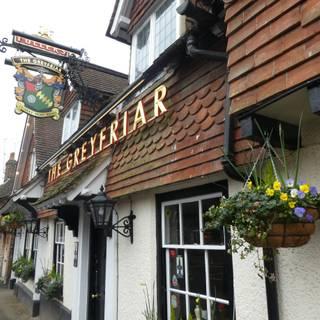 The Greyfriar at Chawton