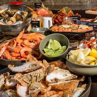 Waves Buffet Restaurant- voco Hotel Gold Coast