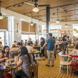 Cafe Landwer - University and Adelaide