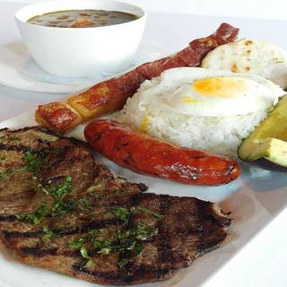 Bandeja Paisa Latin Restaurant