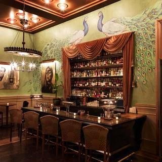 Club Room at Soho Grand Hotel