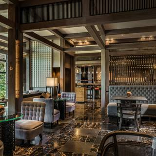 The Lounge & Bar - Four Seasons Hotel Kyoto