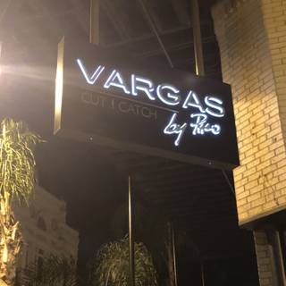 Vargas Cut & Catch