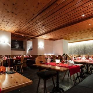 Pizzeria Caruso - Hotel Laudinella