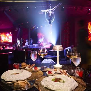 Chic Cabaret & Restaurant Riviera Maya