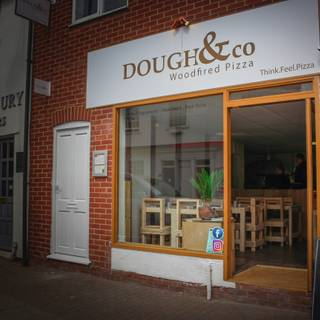 DOUGH&co WoodFired Pizza Sudbury