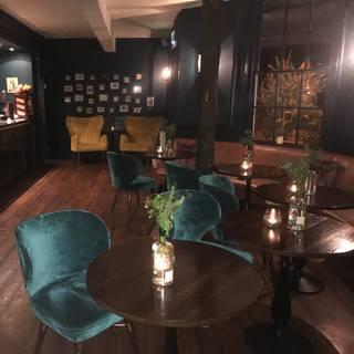 Juniper Bar @ Stoke Place