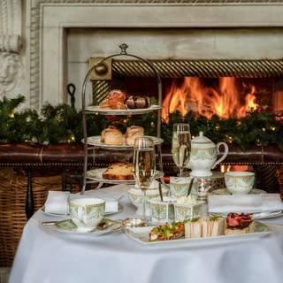 Afternoon Tea at Luttrellstown Castle Resort