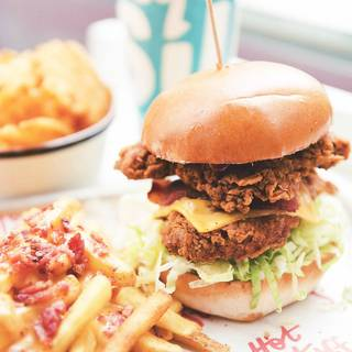 Ed's Diner - Bluewater