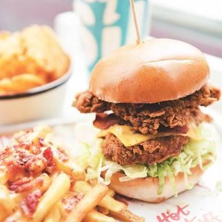 Ed's Diner - Swindon