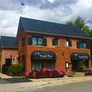 The Carriage House Restaurant & Wine Bar
