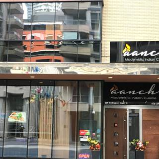 Aanch-Modernistic Indian Cuisine