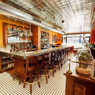 Paris Bistro - Dining Room - Chestnut Hill