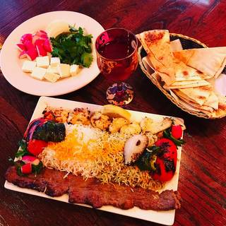 Caspian Kabab Persian Restaurant