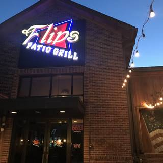 Flip's Patio Grill - Fort Worth