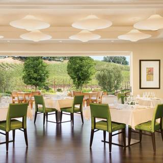 The Restaurant At Justin Vineyards Winery