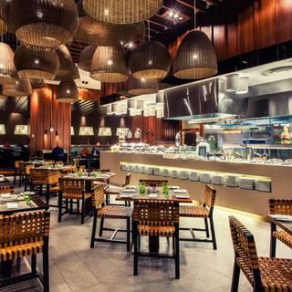 Jing Asia  - Crowne Plaza Hotel Yas Island
