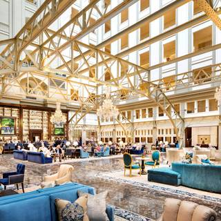 Benjamin Bar & Lounge at Trump International Hotel