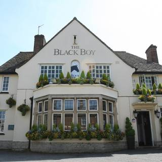 The Black Boy Gastropub