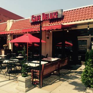 Cafe Deluxe - Cleveland Park