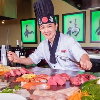 Kobe Japanese Steakhouse - Alafaya