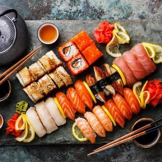 Yokohama Teppanyaki & Sushi Bar