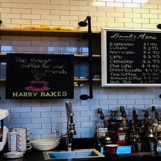 Harry Bakes Cafe