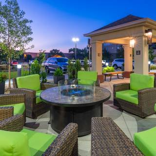 The Garden Grille at the Hilton Garden Inn Arvada