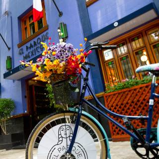 Terraza Hotel Parque Mexico