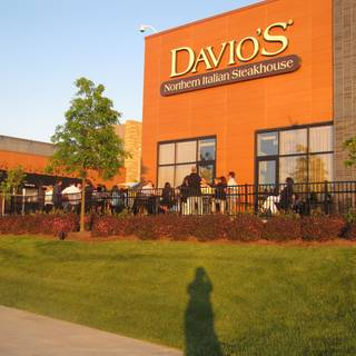 Davio's Northern Italian Steakhouse at Patriot Place