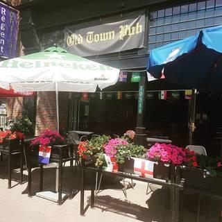 Old Town Pub - Edmonton