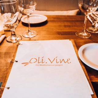 Oli.Vine - The Mediterranean Project