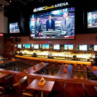 NBC Sports Arena - Xfinity Live!